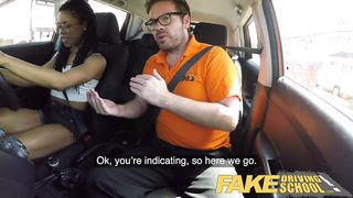 Fake Driving School FDS - Kira Noir, Ryan Ryder - HD 720p