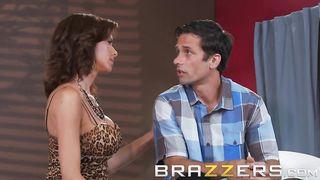 BRAZZERS - Deep anal sex for sexy stepmom - Veronica Avluv - HD 720p