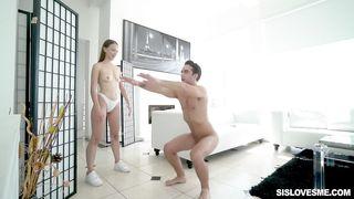 Sis Loves Me - Izzy Lush - HD 720p