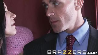 BRAZZERS -  Whore Wife Cheats On Her Husband - Johnny Sins, India Summer - HD 720p