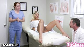 Doctor fucks patient medical porn - Bridgette B., Charles Dera - HD 720p