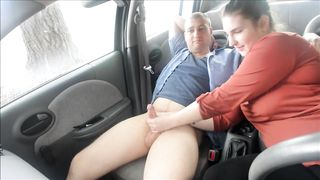 Mechanic Fucks Stranded Chick on the Side of the Road