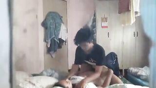 Philippine schoolgirl teen forsed for sex