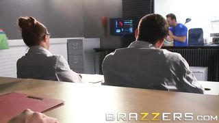 BRAZZERS - Anal sex In Medical Center - Krissy Lynn, Erik Everhard - HD 720p