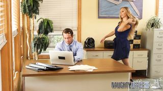 HD 1080p Porn Video Fucks With Boss In Office - Nicole Aniston, Chad White