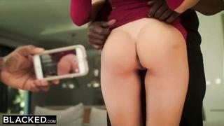 Black Sex Threesome - Ariana Marie, Joss Lescaf, Nat Turnher - HD 720p