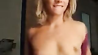 PornoHub Sexy Solo Babe Strip And Play With Titties