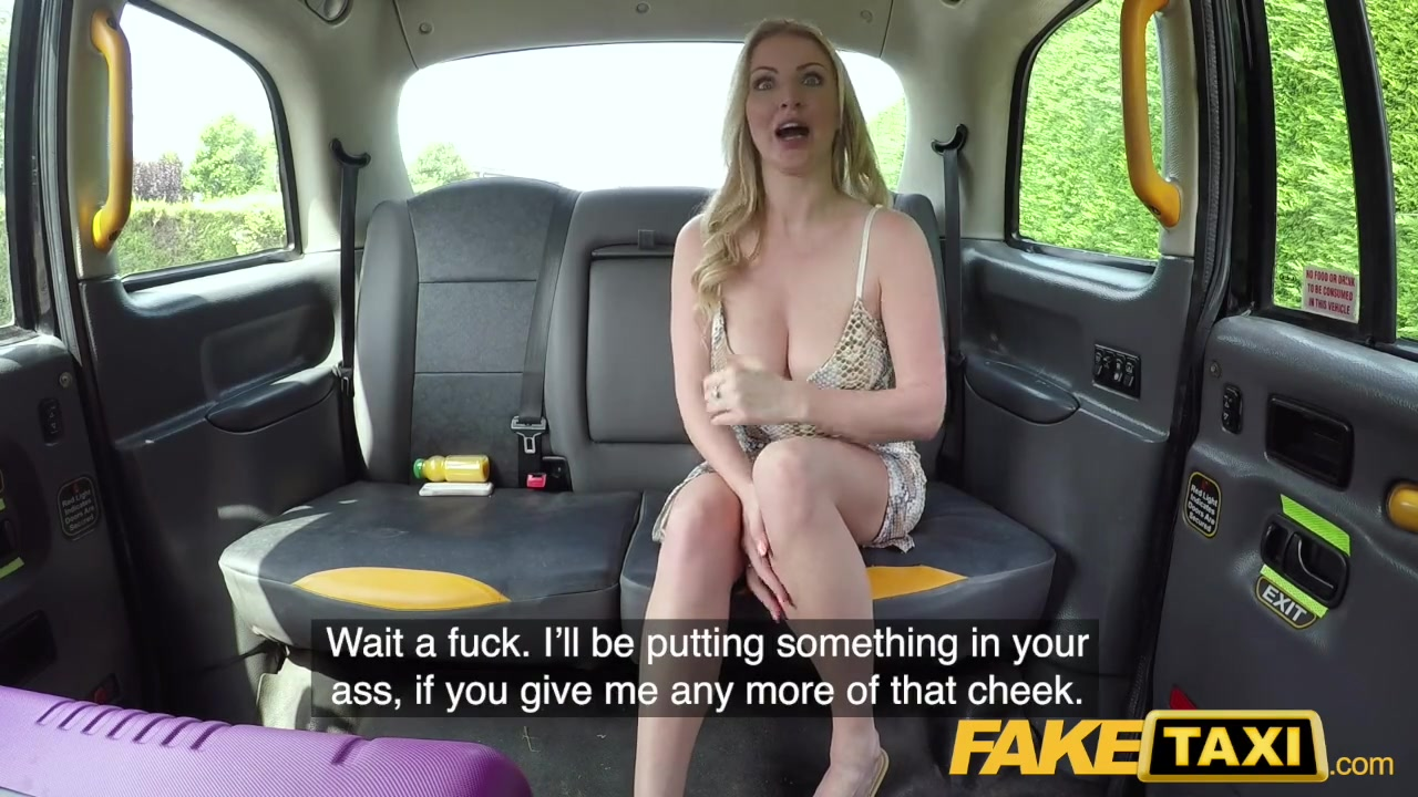Georgie lyall fake taxi