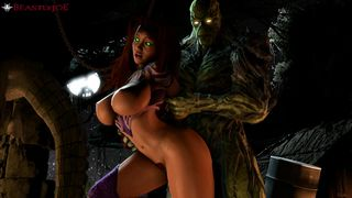 Groot sex video 3D SFM NEW HD 1080p