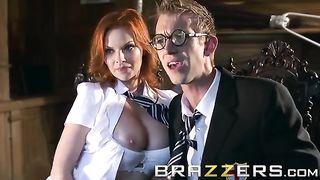 Brazzers - Harry Potter A XXX Porn Parody - Danny D, Tarra White - HD 720p