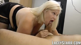 Mature BBW Sex For Cash Video - LACEY STARR