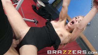 BRAZZERS - Gymnast flexible porn -  Loulou, Mick Blue - HD 720p