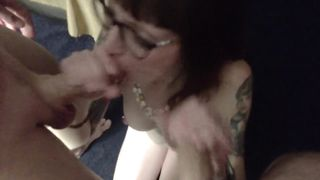 Share wife and watch amateur