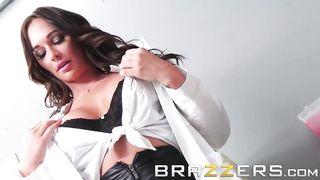 BRAZZERS - Doctor Fucks Patient Porn Videos for Free - Destiny Dixon, Johnny Sins - HD 720p