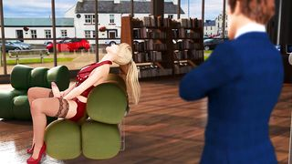 Affect3D - Office Fuckfest 2018 - Endless Orgasms - Futa Futanarica - Trailer - HD 720p