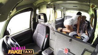 Female Fake Taxi - Big Tits Brit Pornstar Swallows Cock And Balls on Backseat - Ava Koxxx - HD 720p