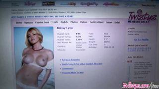 Twistys - Hot Blonde Teen Makes Fantasy Becomes Reality - Krissy Lynn - HD 720p