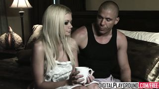 Digital Playground - Rough Sex - Riley Steele, Mick Blue - HD 720p