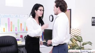 Boos And Secretary Anal Sex Video - Veronica Avluv - HD 720p