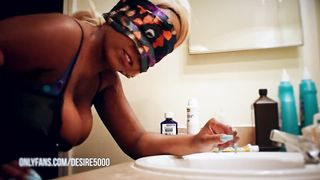 Fantastic black ebony sex 2018 HD 720p