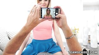 TeamSkeet - Father And Daughter Sex Fantasy Porn Tube Videos - Lanna Carter - HD 720p