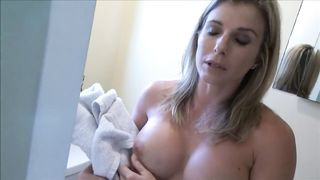 Sex therapy for single mom (family mom son sex) - Cory Chase - HD 720p
