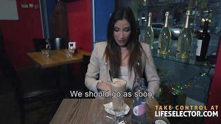 A Sex Day With Pornstar - Clea Gaultier - HD 720p