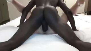 Amateur Street Slut Fucks With BBC