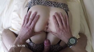Doggy Style Romantic Fucking - Lady Wow - HD 720p