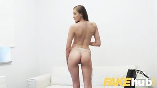 Fake Hub - Free Porn Casting Video 2019 - HD 720p