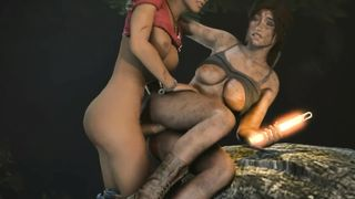New 2019 Tomb Raider SFM Videos Sex Games Compilation - Lara Croft - HD 720p