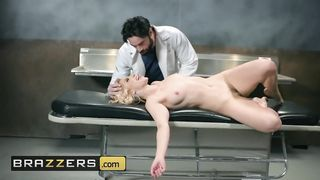 Brazzers - Crazy Nympho Maniac In Hospital Have Sex With A Doc - Ashley Fires, Charles Dera - HD 720p
