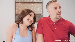 Brazzers - Busting A Nut In The Bride - Trailer January 28 2019 - Adria Ram, Keiran Lee - HD 1080p