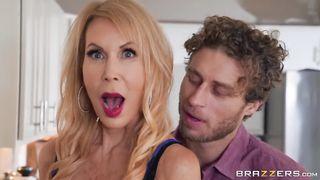 BRAZZERS - Cock Blocked by Mom - Michael Vegas, Erica Lauren - HD 720p