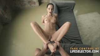 Interactive Footjob Porn Video Game With Pornstars - LifeSelector Videos - HD 720p