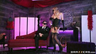 BRAZZERS - Masquerade Ball-Sucking - Rachael Cavalli - HD 720p