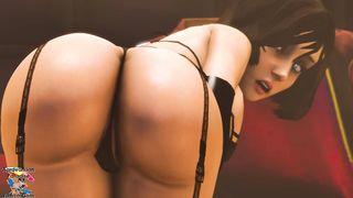 Bioshock Infinite SFM Porn - Fair Market Value (2019) - Elizabeth - HD 720p