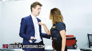 Cop Sex - Adriana Chechik, Markus Dupree - HD 720p