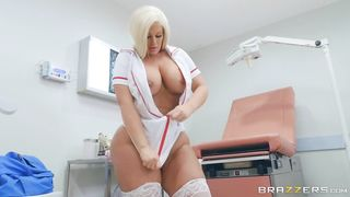 BRAZZERS - Bedside Manner 2019 - Julie Cash, Keiran Lee - HD Trailer
