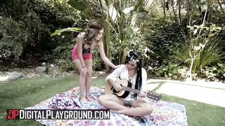 Digital Playground - Aaliyah Hadid, Jane Wilde - HD 720p