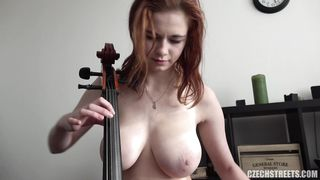 Czech 18 y/o virtuoso with DDD tits 2019 February 10 - Nada - HD 1080p