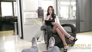 Sexoholic Patient Fucked Therapist POV Interactive Sex Game Scenes 2019 - Katy Rose - HD 720p