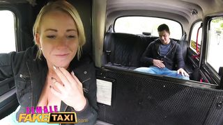 Female Fake Taxi - Hot Czech Porn In Taxi - Licky Lex - HD 720p