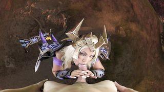 Cosplay Bridgette B Warlock Mistress
