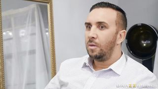 BRAZZERS - Sneaking In A Last Minute Facial 2019 - Keiran Lee, Tyler Faith - HD Trailer