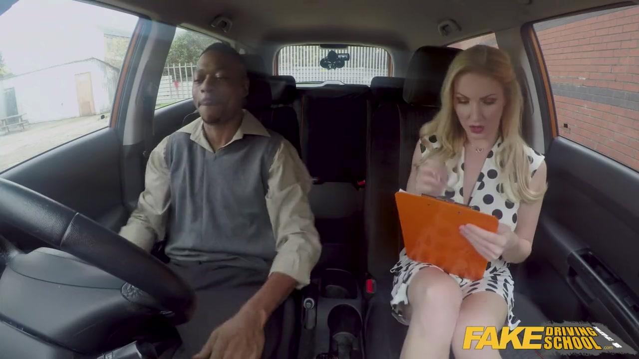 Fake Driving School Jasmin Jae