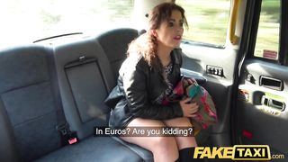 Fake Taxi - Sexy Spanish MILF Hard Fucked In The Taxi Cab - Montse Swinger - HD 720p