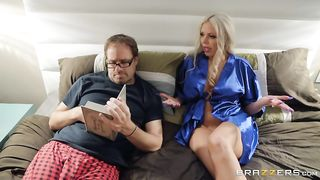 Brazzers - Mom Son Family Cheating Porn Tube Video 2019 - Nina Elle, Tyler Nixon - SD 480p