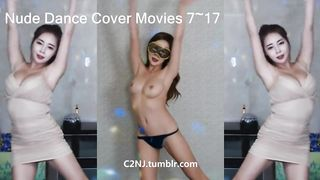 Asian Nude Dance Cover Movies ☆BBoom BBoom☆ HD 720p