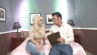 Classic Big Tits Blonde Porno - Cheyne Collins, Shyla Stylez